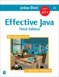 Bokomslag Effective Java